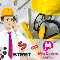 Agence de Design de Miss Cookies Coffee