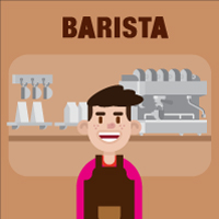 Barista Coffee Shop