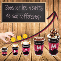 Comment booster augmenter chiffre d'affaire café coffee shop