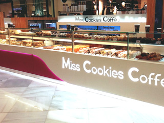 enseigne miss cookies